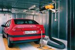 Vehicle Exhaust Fumes